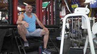 Chuck Liddell Interview Ahead Of Ortiz Bout