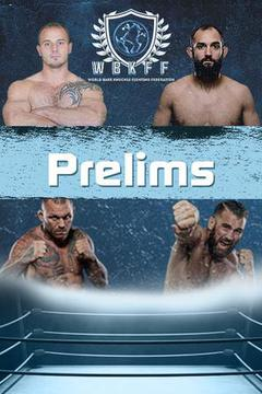 #1: World Bare Knuckle Fighting Federation: Hendricks vs. Cochrane Prelims