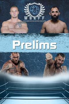 World Bare Knuckle Fighting Federation: Hendricks vs. Cochrane Prelims