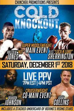 Cold Knockout: Malcom Jones vs. Les Sherrington