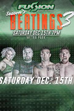 Fusion Fight League: Season's Beatings 3