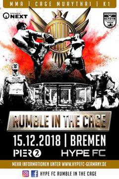 "Hype FC ""Rumble in The Cage"" 9"