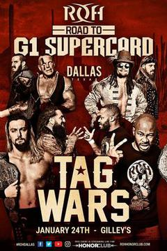 ROH Road to G1 Supercard - Dallas, TX