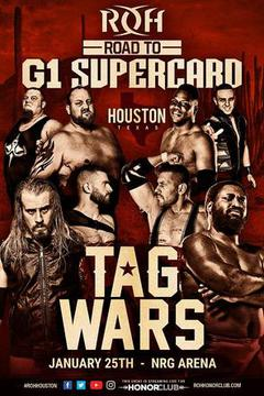 ROH Road to G1 Supercard - Houston, TX