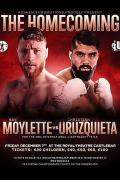 The Homecoming: Moylette vs. Uruzquieta