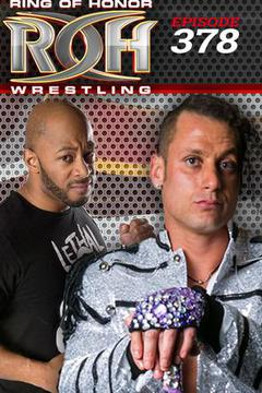 ROH Wrestling: Episode #378