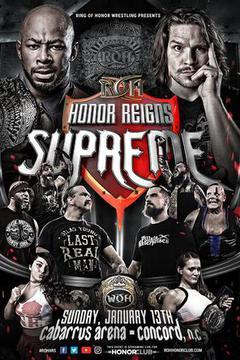 ROH Honor Reigns Supreme - Concord, NC