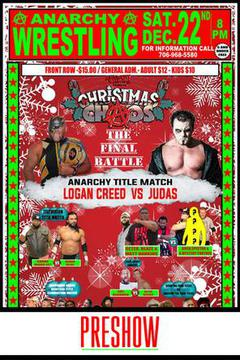 Anarchy Christmas Chaos: Preshow