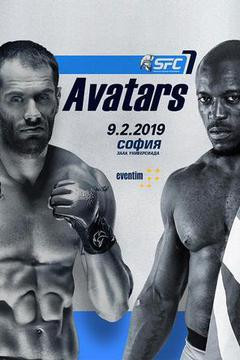 Spartacus Fighting Championship 7 Avatars