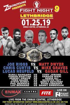 Z Promotions - Chris Curtis vs Matt Dwyer