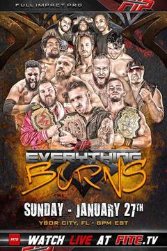 FIP Everything Burns 2019