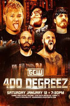 GCW: 400 Degreez