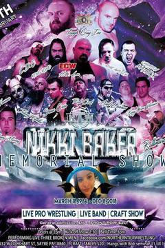 Northern Tier Wrestling: The Nikki Baker Tribute