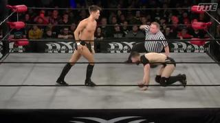 Tracy Williams vs Zack Sabre Jr - All Out Action - ROH Ep. #382