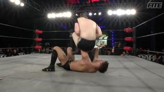 Submissions and Reversals - Tracy Williams vs Zack Sabre Jr