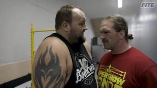 Beer City Bruiser Tries To Talk To Silas Young