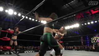 Britt Baker Gets Offence In During Tag Match Vs Twisted Sisterz!