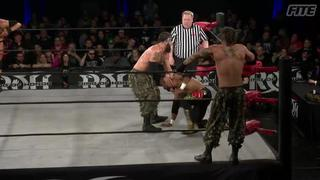 Mark Briscoe Suplexes The Daylights Ouf Of Scorpio Sky! - ROH Ep. #382