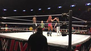 Dance Break at WWE Smackdown Live
