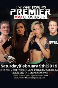 Premier MMA Championship 11: Charles Stanford vs Ryan McIntosh