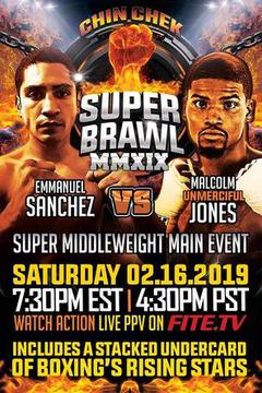 Chin Chek Promotions: Super Brawl MMXIX