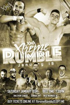 XWA Xtreme Rumble 19