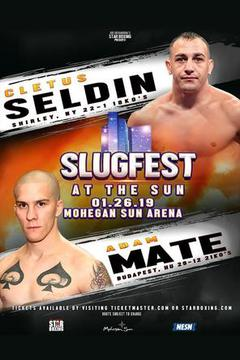Star Boxing Presents: Slugfest at the Sun