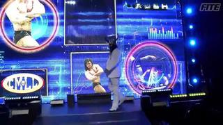 ROH #383 - Rush makes his way to the ring