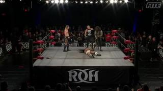 ROH #383 - A shocking conclusion to the Rush vs TK O'Ryan match
