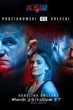 KSW 47: Pudzianowski vs Kołecki
