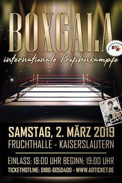 BOXGALA - Boxen in Kaiserslautern