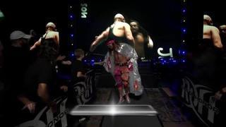 ROH #384 - Juice Robinson makes his entrance