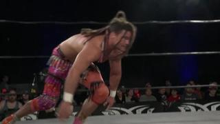 ROH #384 - Offence Time For Juice Robinson