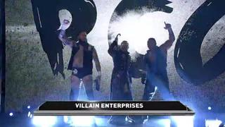 ROH #384 - Villain Enterprises Enter The Ring