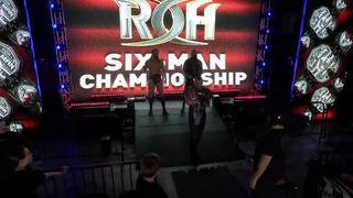 ROH #384 - The Kingdom Question Villain Enterprises Title Shot