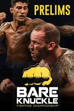 #3: Bare Knuckle Fighting Championships 4: USA vs. Mexico Prelims