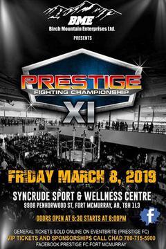 Prestige FC 11