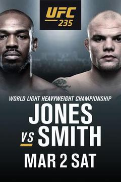 UFC 235: Jones vs. Smith