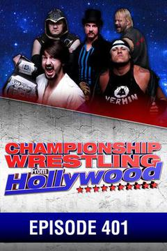 Championship Wrestling From Hollywood: Episode 401