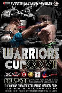 Warriors Cup XXXVIII