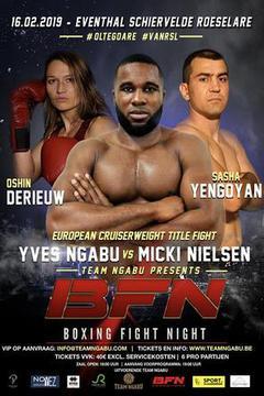 Team NGABU: Boxing Fight Night