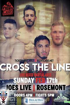 Fight Card Entertainment: Cross the Line
