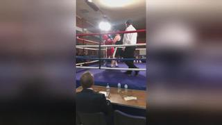 Me a while back winning unanimous, I'm in red