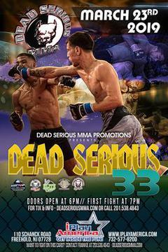 Dead Serious 33