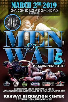 Men of War 5 (Grappling)