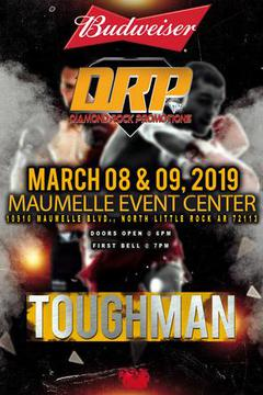 Toughman Is Back: Spring 2019 (Saturday)