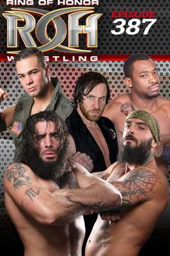 ROH Wrestling: Episode #387