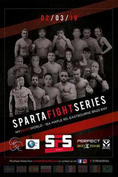 Sparta Fight Series 3