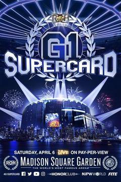 ROH-NJPW G1 Supercard: New York City