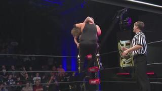 ROH #387 - Last call in the ring for Beer City Bruiser and Brian Milonas